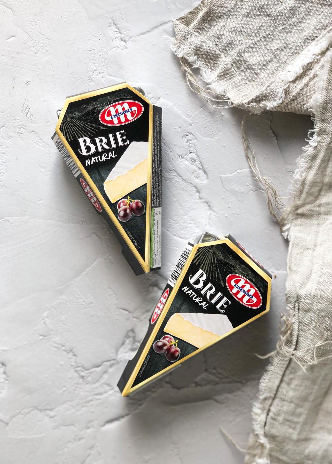 Сыр мягкий с плесенью, Brie Natural